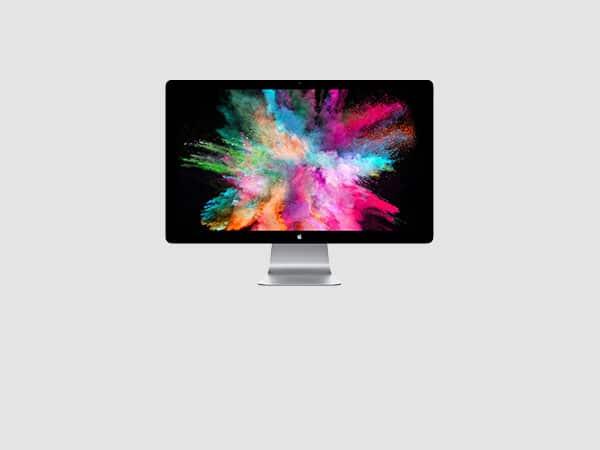 Écran Apple reconditionné par Mc Price