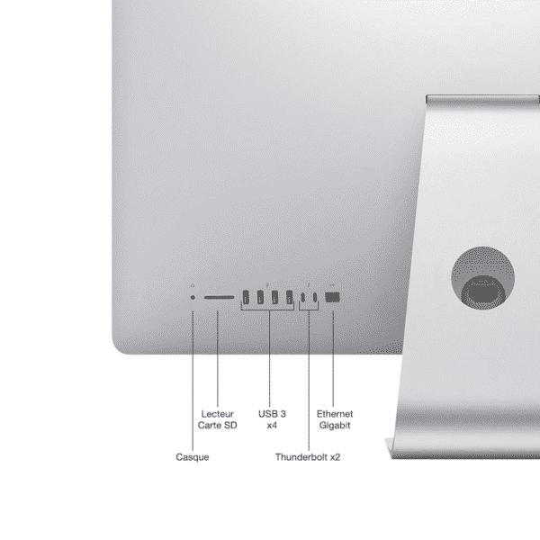 iMac 21, 5 pouces connectique McPrice_Trocadero_Paris