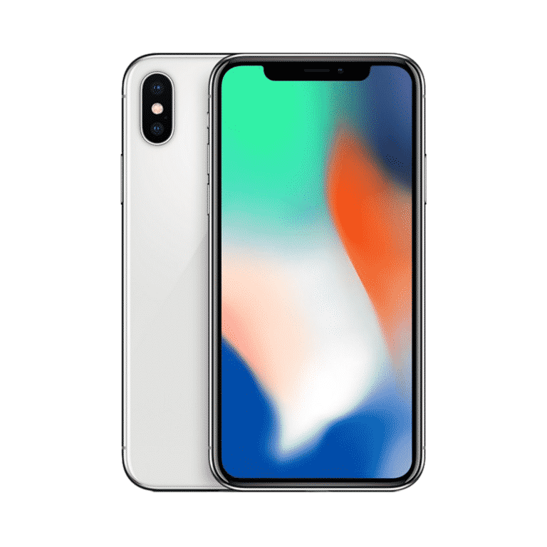 iPhone X Argent McPrice Trocadéro Paris France