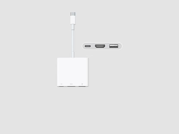 Adaptateur USB-C