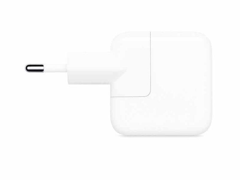 Apple Chargeur Secteur USB, 12W v1 McPrice Paris Trocadero