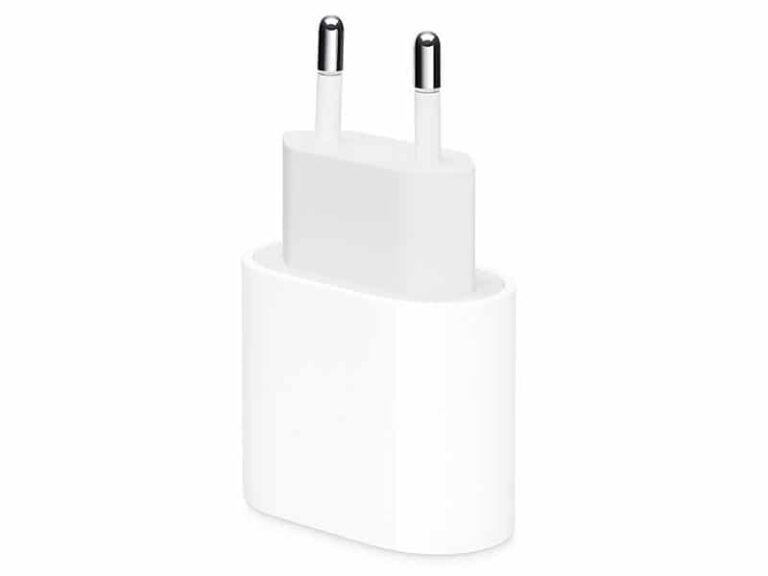 Apple Chargeur Secteur USB-C, 18W v1 McPrice Paris Trocadero