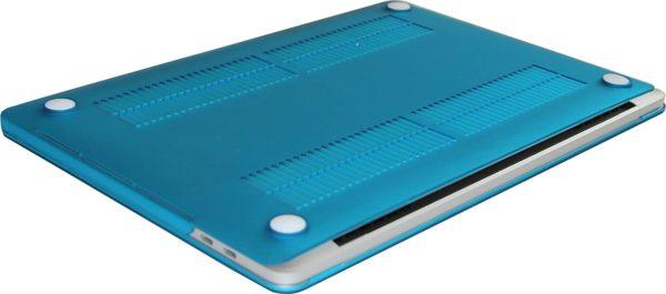 Coque de protection intégrale rigide mate pour MacBook Pro Retina 13 Pouces A1706 et A1708 New – Bleu / McPrice Paris Trocadero2