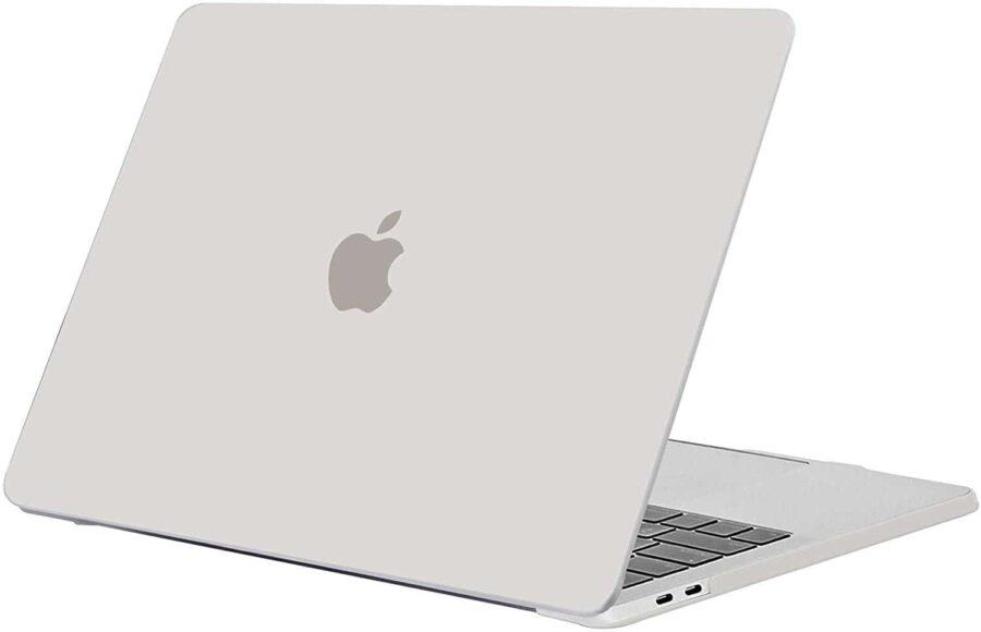 Coque de protection intégrale rigide mate pour MacBook Pro Retina 13 Pouces A1706 et A1708 New – Transparente / McPrice Paris Trocadero v1