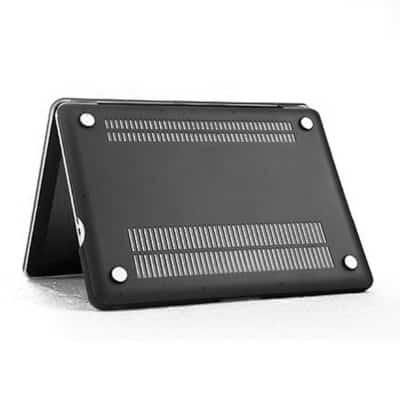 Coque de protection pour MacBook Pro 13 Pouces A1278 – Noire / Mcprice Paris Trocadéro 1