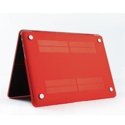 Coque de protection pour MacBook Pro Retina 13 Pouces A1502 et A1425 – Rouge / McPrice Paris Trocadéro 1