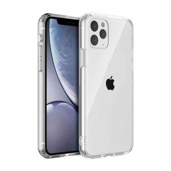 Coque iPhone 11 Pro Ultra Mince en gel 100 % transparente Accessoires Garantie 1 an   McPrice Paris Trocadéro