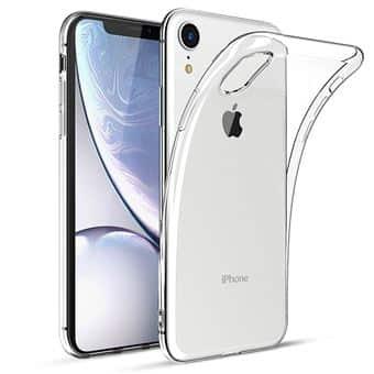 Coque iPhone XR Ultra Mince en gel 100 % transparente Accessoire Garantie 1 an | McPrice Paris Trocadéro