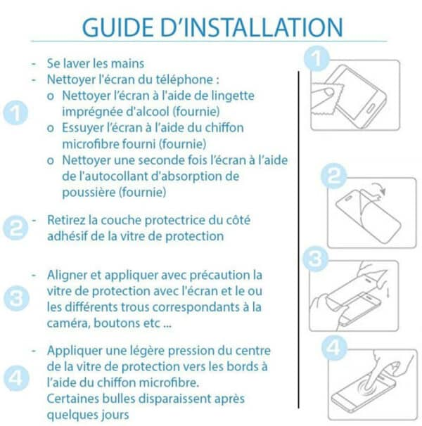 Guide Installation Verre Trempe Apple iPhone | McPrice Paris Trocadero