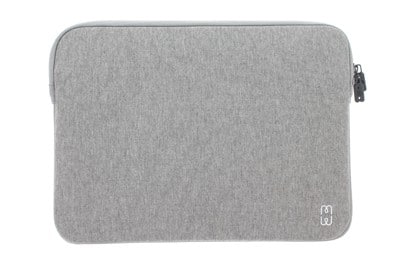 "Housse MW MacBook Pro Rétina 2016 13"" Gris / Blanc Accessoires Garantie 1 an | McPrice Paris Trocadéro"
