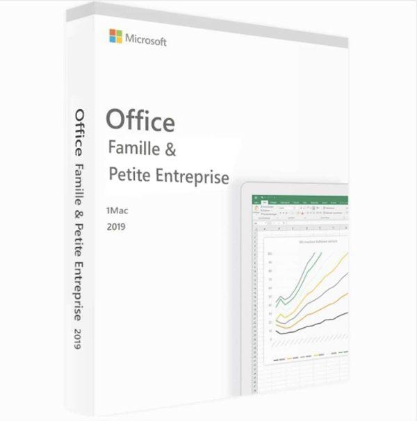 Microsoft Office 2019 Famille & Petite Entreprise pour Mac   McPrice Paris Trocadero
