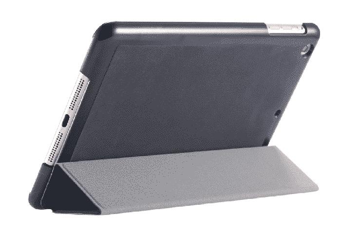 Slim Smart Cover Étui de protection pour Apple iPad 2/3/4 en Noir fond plein | McPrice Paris Trocadéro