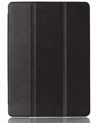Slim Smart Cover Étui de protection pour Apple iPad Mini 4 en Noir fond transparent | McPrice Paris Trocadéro