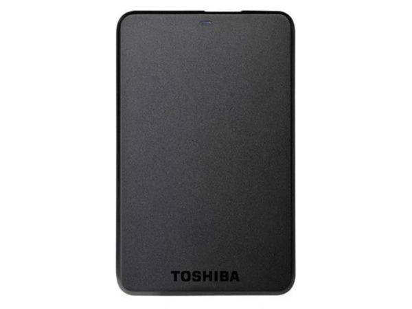 TOSHIBA Disque dur externe portable Stor.e Basics - 1 To Noir v2 McPrice Paris Trocadero