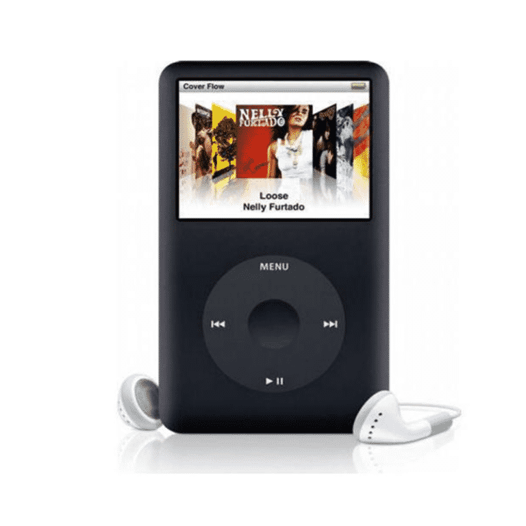 Apple iPod Classic Occasions & Reconditionnés Garantie 1 an en Stock | McPrice Paris Trocadéro
