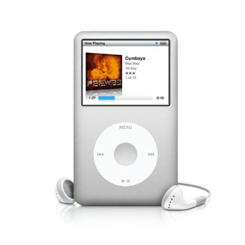 Apple iPod Classic Occasions & Reconditionnés Garantie 1 an en Stock | McPrice Paris Trocadéro