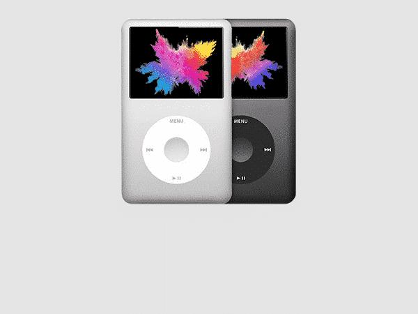 Apple iPod Classic reconditionné
