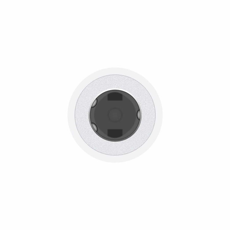 Apple Adaptateur Lightning vers mini-jack 3,5 mm Accessoires Garantie 1 an en Stock | McPrice Paris Trocadéro