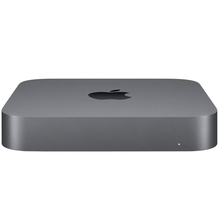 Apple Mac Mini 3.0 GHz/i5/8Go/512Go/Intel UHD Graphics - Gris Sidéral - Neuf Garantie 1 an en Stock | Trocadéro Paris