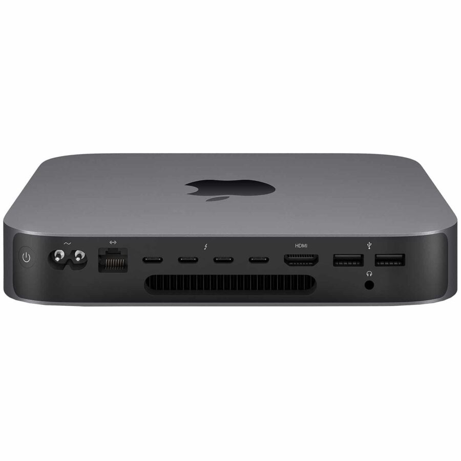 Apple Mac Mini 3.6 GHz/i3/8Go/256Go/Intel UHD Graphics - Gris Sidéral - Neuf Garantie 1 an en Stock | Trocadéro Paris
