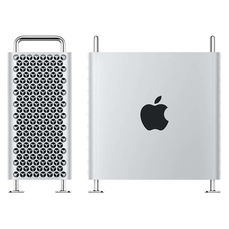 Apple Mac Pro 3.5 GHz Intel Xeon W 8 cœurs:32Go:256Go SSD: Radeon Pro 580X avec 8 Go - Silver - Neuf Garantie 1 an en Stock   Trocadéro Paris