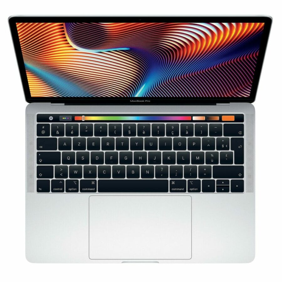 Apple MacBook Pro 13 Pouces TouchBar 1.4 GHz-i5-8Go-256Go- Intel Iris Plus Graphics - Argent - Neuf Garantie 1 an en Stock | Trocadéro Paris