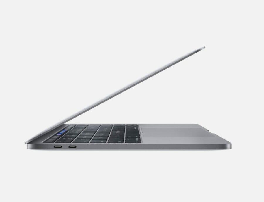 Apple MacBook Pro 13 Pouces TouchBar 1.4 GHz-i5-8Go-256Go- Intel Iris Plus Graphics - Gris Sidéral - Neuf Garantie 1 an en Stock | Trocadéro Paris