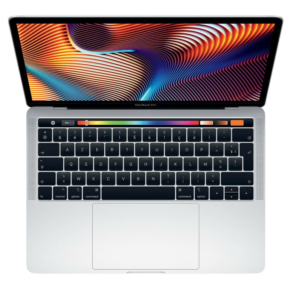 Apple MacBook Pro 13 Pouces TouchBar 2.4 GHz-i5-8Go-512Go- Intel Iris Plus Graphics - Argent - Neuf Garantie 1 an en Stock | Trocadéro Paris
