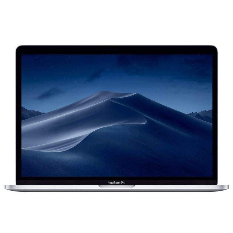Apple MacBook Pro 13 Pouces TouchBar 2.4 GHz/i5/8Go/256Go/ Intel Iris Plus Graphics - Argent
