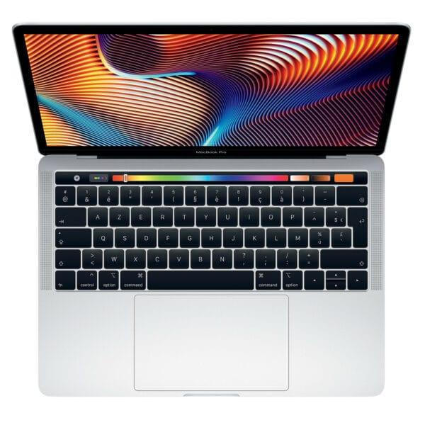 Apple MacBook Pro 13 Pouces TouchBar 2.4 GHz/i5/8Go/256Go/ Intel Iris Plus Graphics - Argent