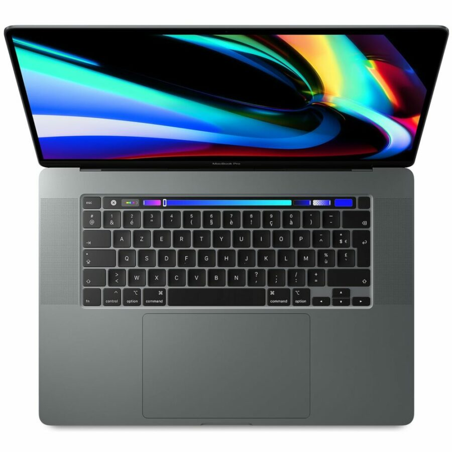 Apple MacBook Pro 16 Pouces 2.3 GHz/8 cœurs i9/16Go/1To/AMD Radeon Pro - Gris Sidéral - Neuf Garantie 1 an en Stock | Trocadéro Paris
