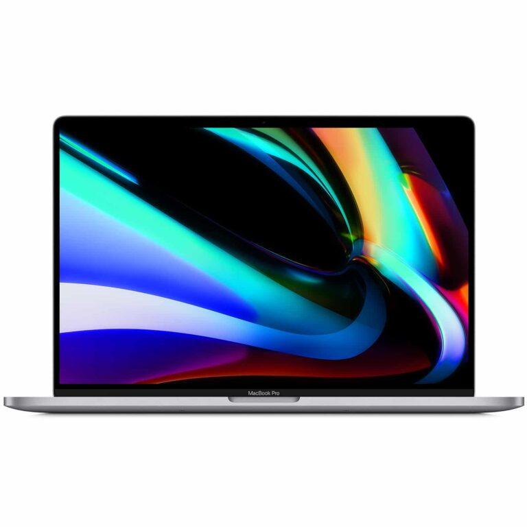 Apple MacBook Pro 16 Pouces 2.6 GHz/6 cœurs i7/16Go/512Go/AMD Radeon Pro - Gris Sidéral - Neuf Garantie 1 an en Stock | Trocadéro Paris