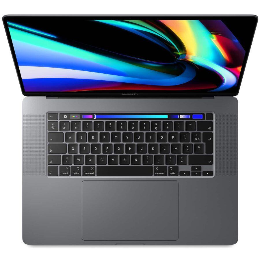 Apple MacBook Pro 16 Pouces 2.6 GHz/6 cœurs i7/16Go/512Go/AMD Radeon Pro - Gris Sidéral - Neuf Garantie 1 an en Stock   Trocadéro Paris