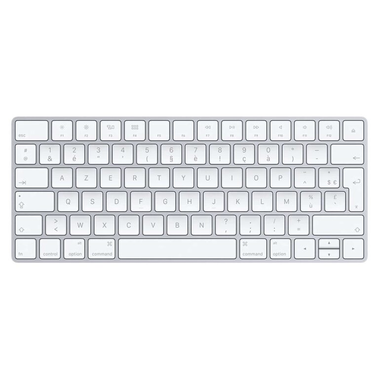 Apple Magic Keyboard (FR) - Argent Accessoires Garantie 1 an en Stock | McPrice Paris Trocadéro