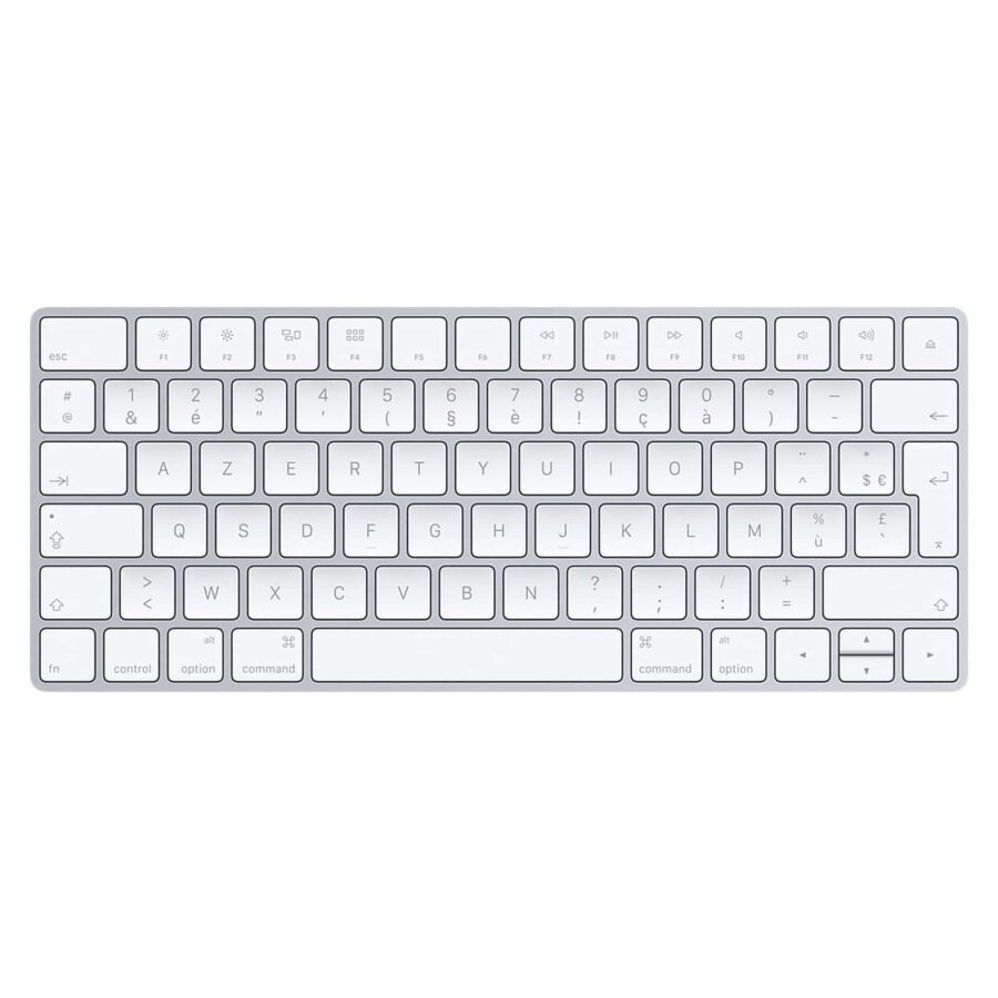 Apple Magic Keyboard (FR) - Argent Accessoires Garantie 1 an en Stock | McPrice Paris Trocadéro