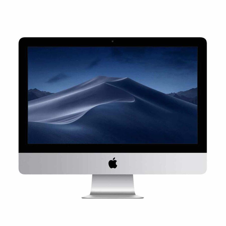 Apple iMac 21,5 Pouces Retina 4K 3.0 GHz /6-Core/i5/8Go/1To Fusion Drive/ AMD Radeon Pro 560X - Silver - Neuf Garantie 1 an en Stock | Trocadéro Paris