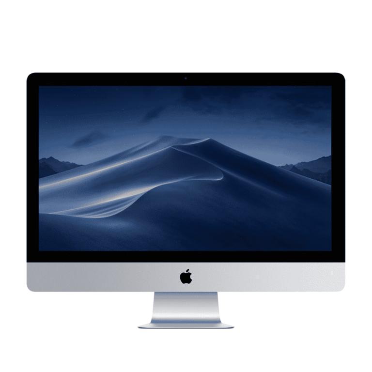 Apple iMac 27 Pouces Retina 5K 3.0 GHz /6-Core i5/8Go/1To Fusion Drive/ AMD Radeon Pro 570X - Silver - Neuf Garantie 1 an en Stock | Trocadéro Paris