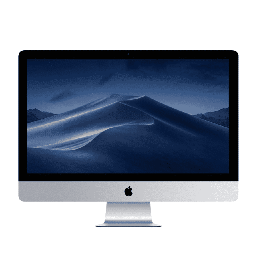 Apple iMac 27 Pouces Retina 5K 3.1 GHz /6-Core i5/8Go/1To Fusion Drive/ AMD Radeon Pro 575X - Silver - Neuf Garantie 1 an en Stock | Trocadéro Paris