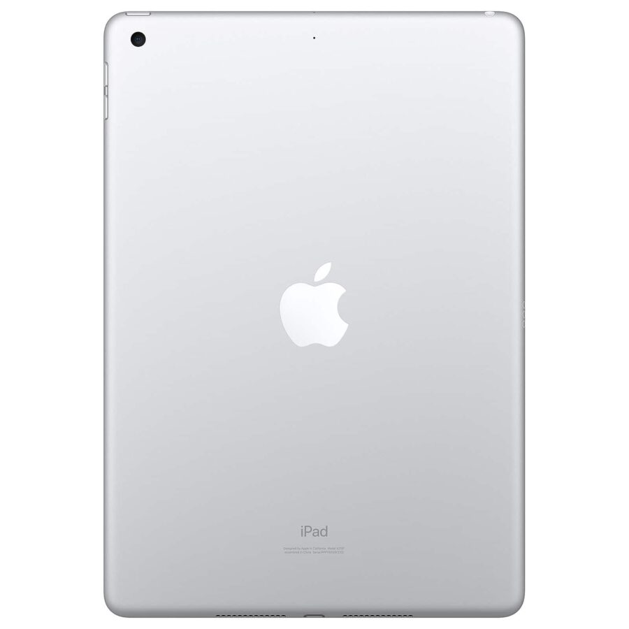 Apple iPad 10.2 pouces Wi-Fi 128 Go - Argent - Neuf Garantie 1 an en Stock | Trocadéro Paris