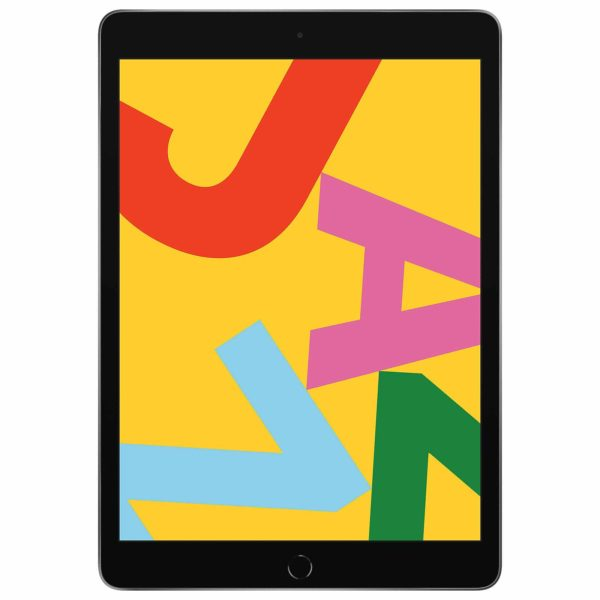 Apple iPad 10.2 pouces Wi-Fi 32 Go - Gris Sidéral - Neuf Garantie 1 an en Stock | Trocadéro Paris 1
