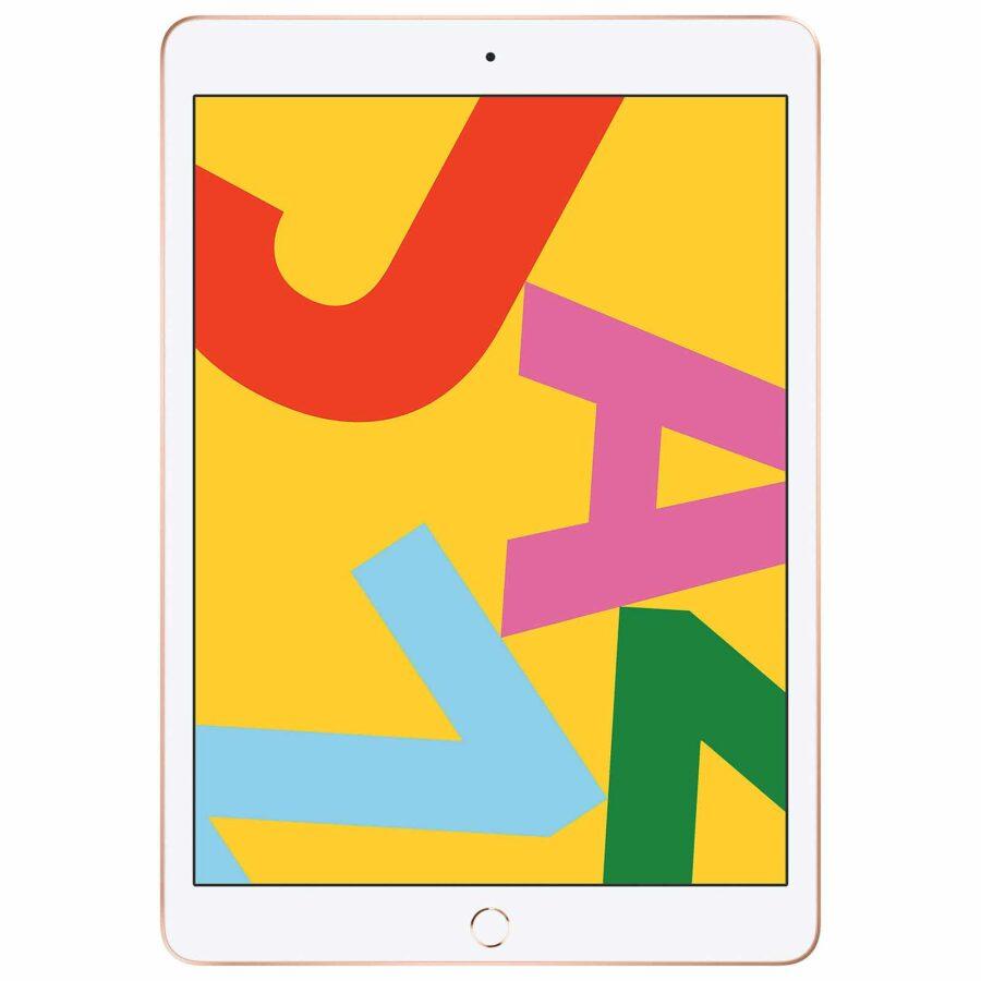 Apple iPad 10.2 pouces Wi-Fi 32 Go - Or - Neuf Garantie 1 an en Stock | Trocadéro Paris