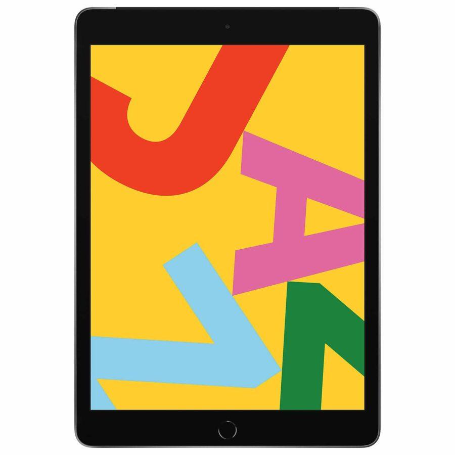 Apple iPad 10.2 pouces Wi-Fi + Cellular 128 Go - Gris Sidéral - Neuf Garantie 1 an en Stock   Trocadéro Paris