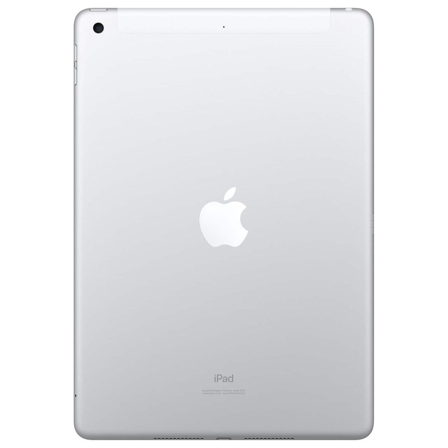 Apple iPad 10.2 pouces Wi-Fi + Cellular 32 Go - Argent - Neuf Garantie 1 an en Stock | Trocadéro Paris