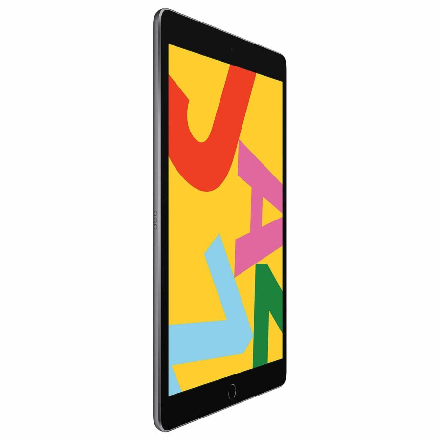 Apple iPad 10.2 pouces Wi-Fi + Cellular 32 Go - Gris Sidéral - Neuf Garantie 1 an en Stock   Trocadéro Paris