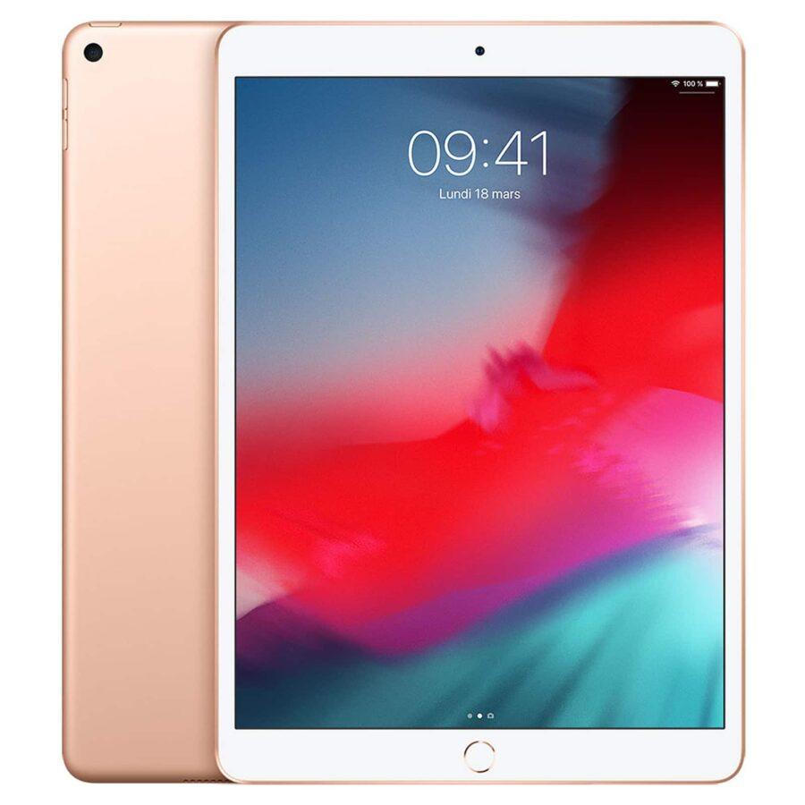 Apple iPad Air (2019) Wi-Fi 64 Go Or - Neuf Garantie 1 an en Stock | Paris Trocadéro