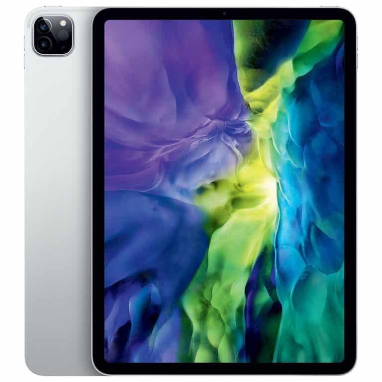 Apple iPad Pro (2020) 11 pouces 128 Go Wi-Fi - Argent - Neuf Garantie 1 an en Stock | Trocadéro Paris