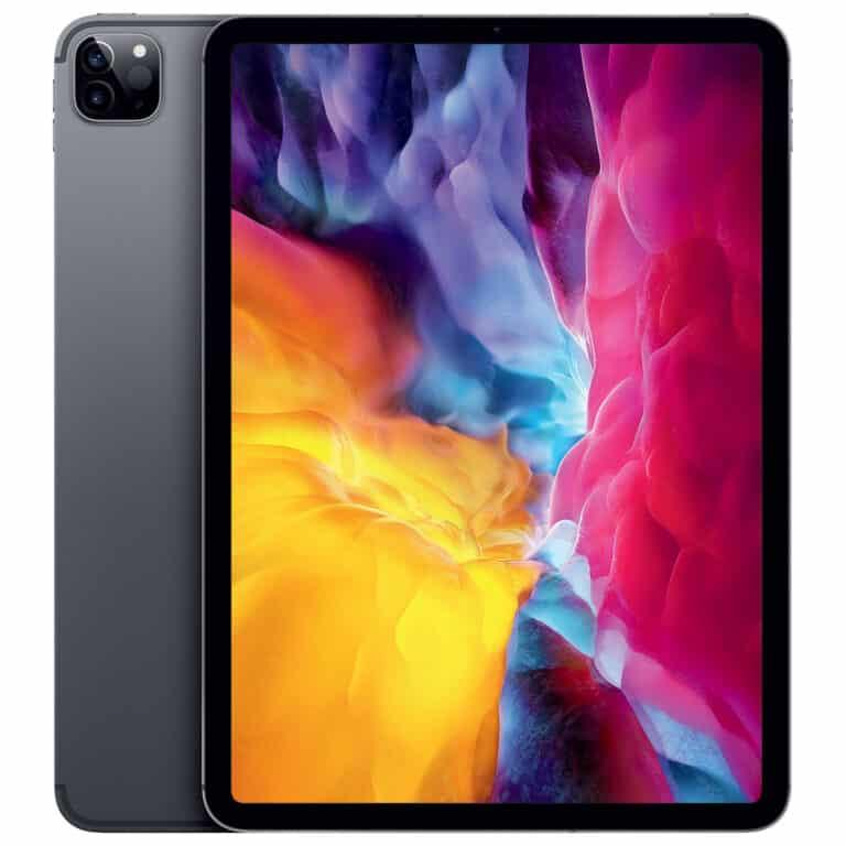 Apple iPad Pro (2020) 11 pouces 128 Go Wi-Fi + Cellular Gris Sidéral - Neuf Garantie 1 an en Stock | Paris Trocadéro