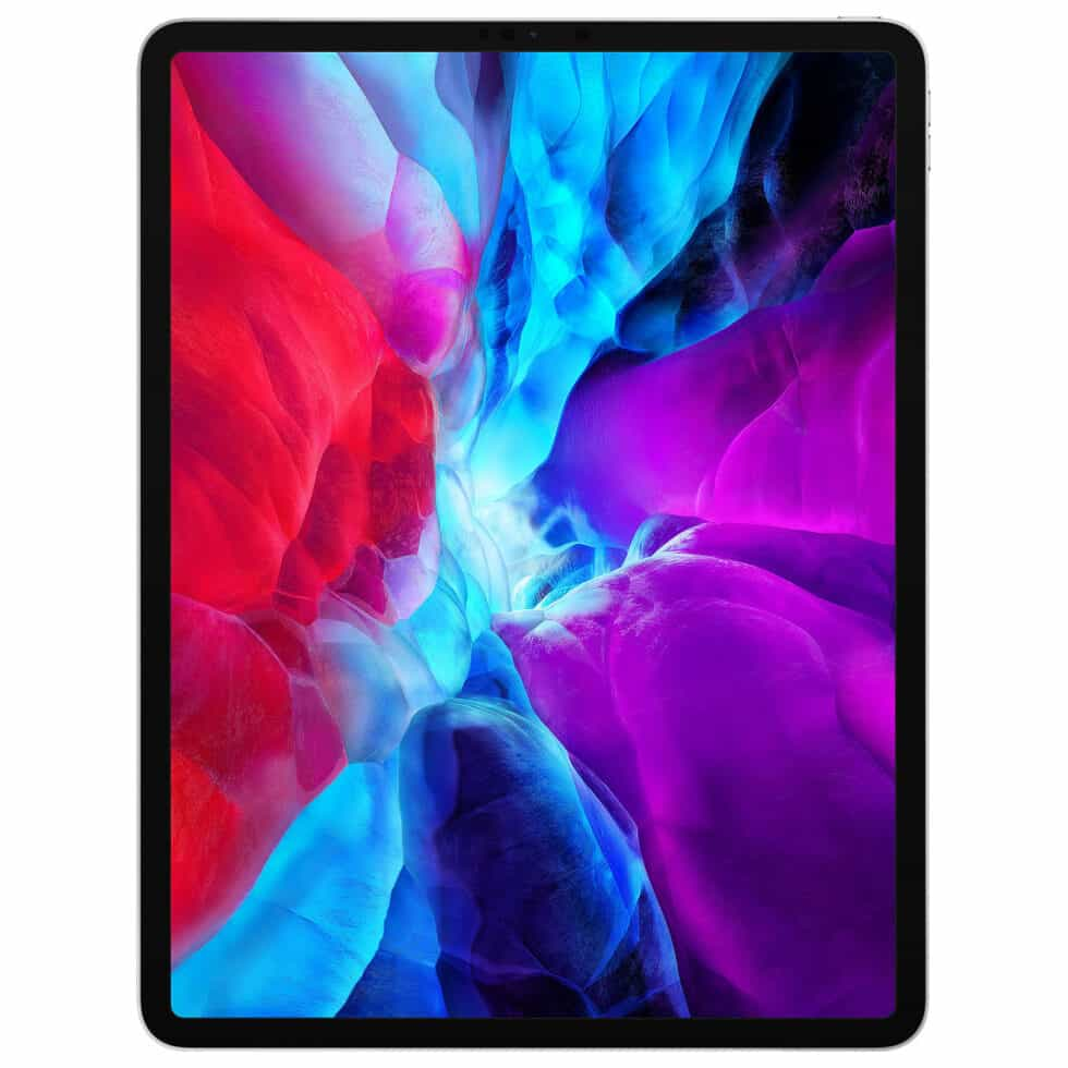Apple iPad Pro (2020) 12.9 pouces 1 To Wi-Fi Cellular -Argent - neuf Garantie 1 an en Stock   Trocadéro Paris