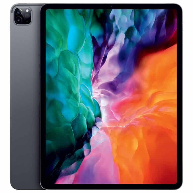 Apple iPad Pro (2020) 12.9 pouces 128 Go Wi-Fi Cellular- Gris Sidéral - Neuf Garantie 1 an en Stock | Paris Trocadéro