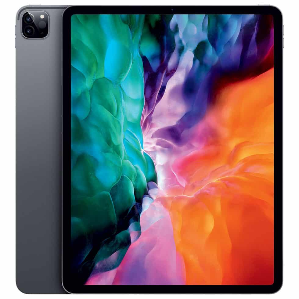 Apple iPad Pro (2020) 12.9 pouces 256 Go Wi-Fi Cellular- Gris Sidéral - Neuf Garantie 1 an en Stock | Paris Trocadéro